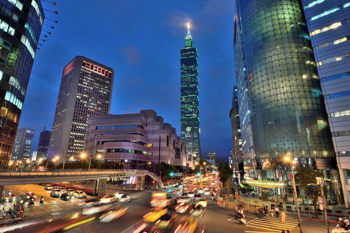 2.台湾・台北