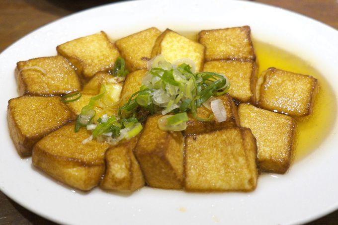 好記担仔麺のおすすめ料理