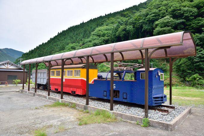 一円電車とムーセ旧居