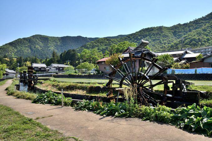 キーワードその5「水車と田園風景」