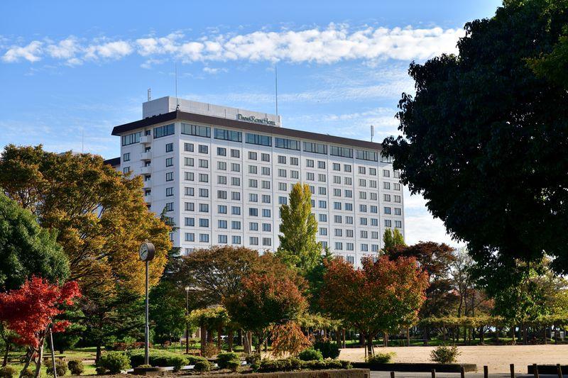 琵琶湖畔「ホテル&リゾーツ長浜」は温泉大浴場・プール付き!
