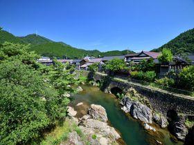 生野銀山の城下町「口銀谷(くちがなや)」の産業遺産