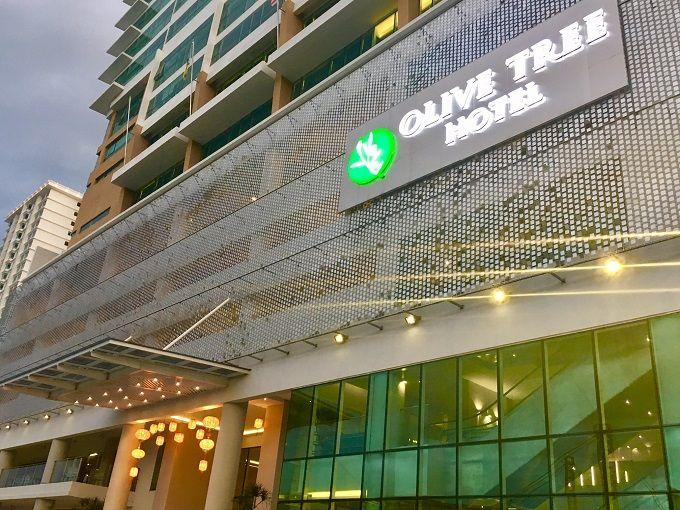ペナン国際空港から1地番近い4つ星ホテル