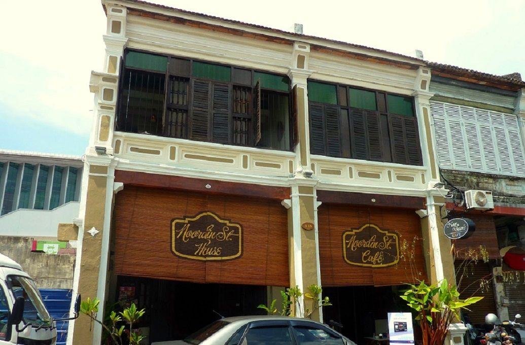 ペナンを代表する歴史ある建築様式