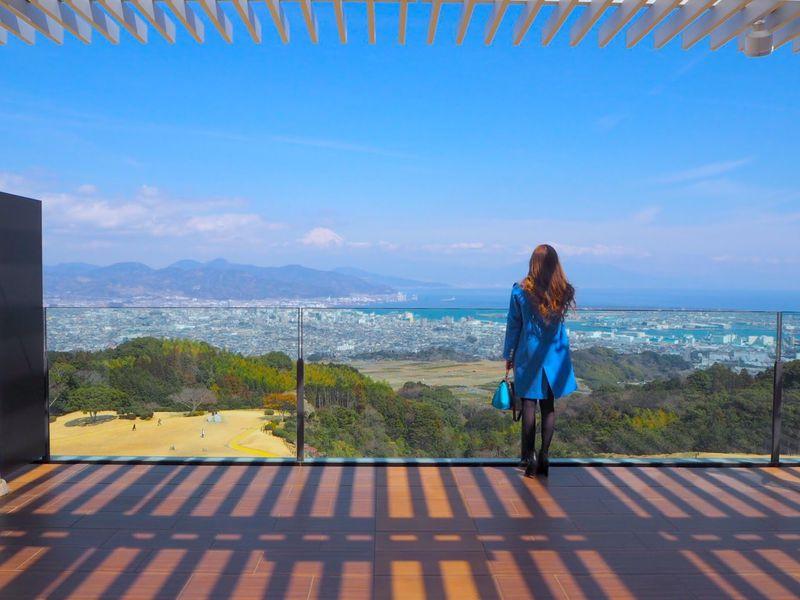 駿河湾の極上寿司も!富士山の絶景広がる「日本平ホテル」