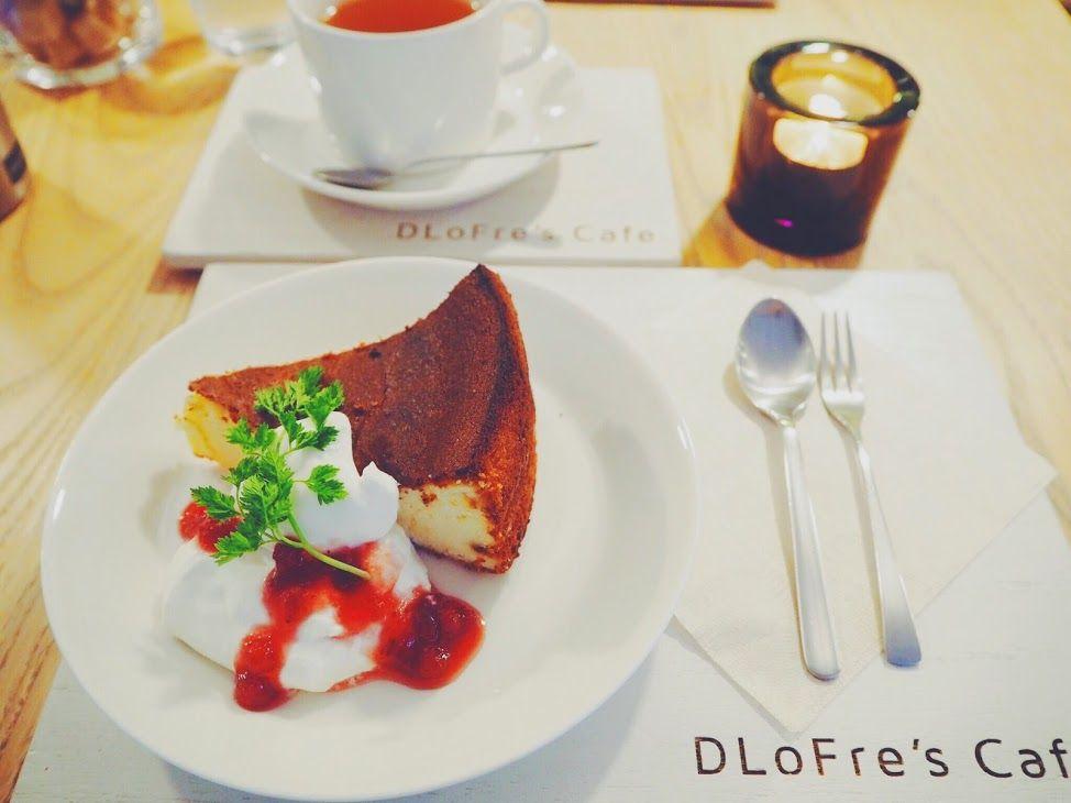 北欧家具に囲まれて食事を楽しむ「ドロフィーズカフェ」
