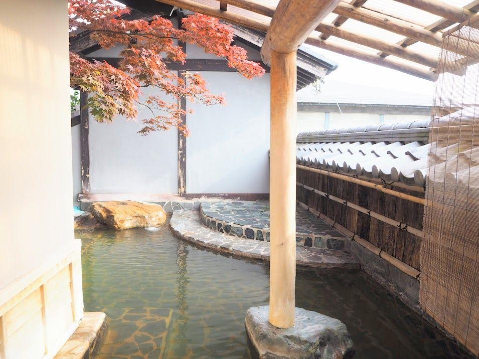 「美人の湯」と呼ばれる美肌効果の高い温泉