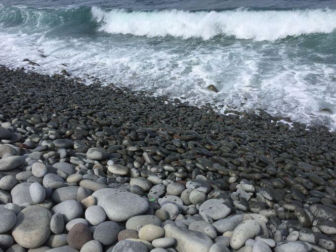 良く鳴る浜