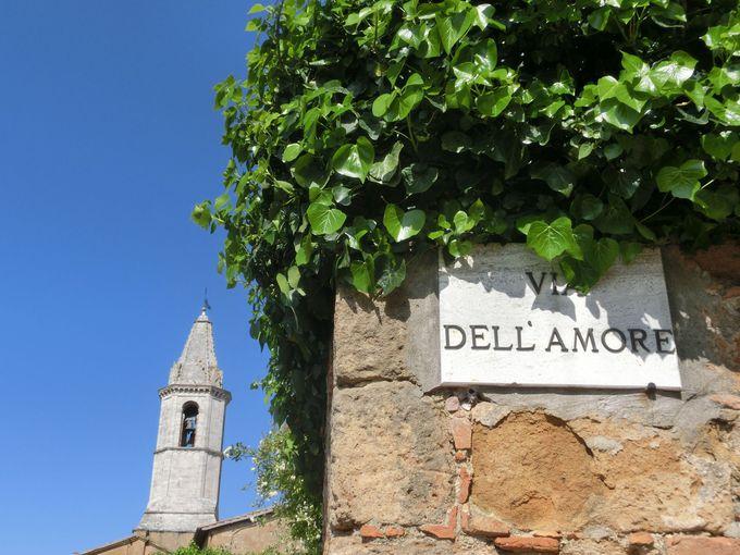 単独でも世界遺産、教皇ピウス2世の理想都市「ピエンツァ」