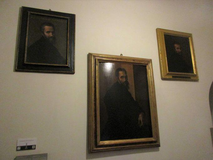 ミケランジェロも滞在した一族の家「ブオナッローティの家」