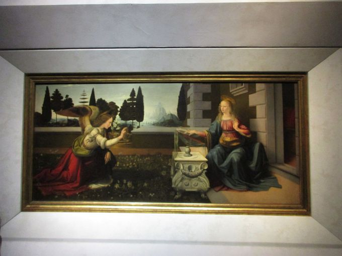 午後:ルネッサンスの傑作が目白押し、「ウッフィツィ美術館」