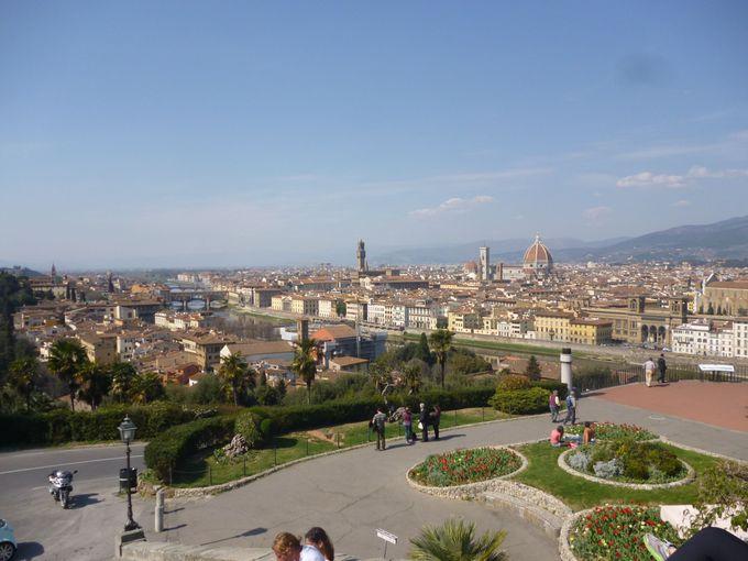 イタリアの主要観光スポット