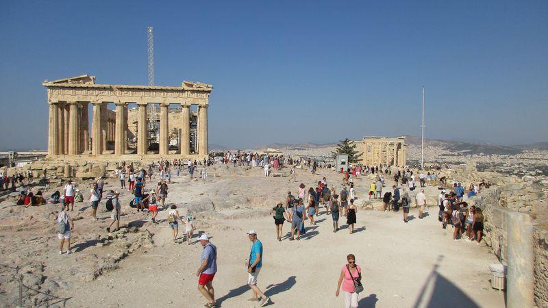 アテネの見所を1日でぐるり!王道1日モデルコース   ギリシャ   LINE ...