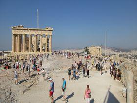 アテネの見所を1日でぐるり!王道1日モデルコース