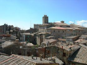 イタリア中部「ヴォルテッラ」歴史的見所がたっぷりの城塞都市