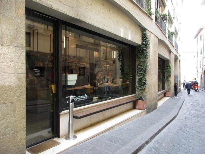 フィレンツェに2店舗 本格的コーヒーのDitta Artigianale