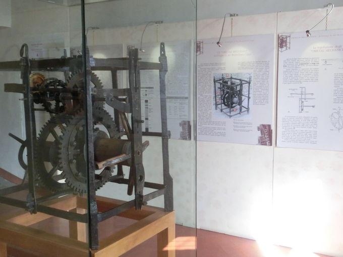 ヴィカーリ宮殿内の2つのミュージアム