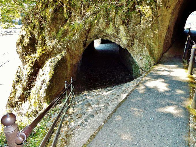 30年の時を経て偉業達成!禅海和尚の執念の隧道