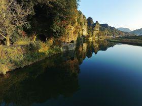 慈悲の心からできた隧道!大分県中津市「青の洞門」は禅海和尚の魂