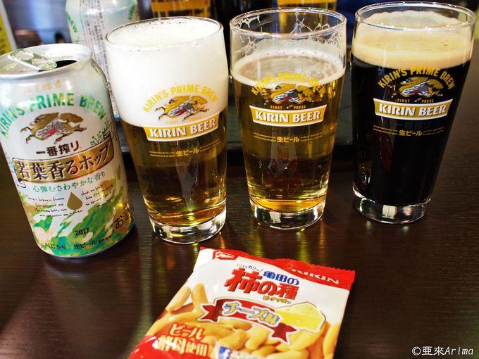 3.キリンビール横浜工場