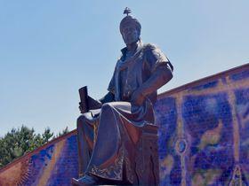 偉大なる王が築いた!サマルカンド「ウルグ・ベク天文台」と「ウルグ・ベク・マドラサ」