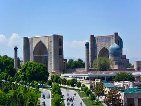 ウズベキスタンの英雄!サマルカンド・ティムールゆかりの地巡り