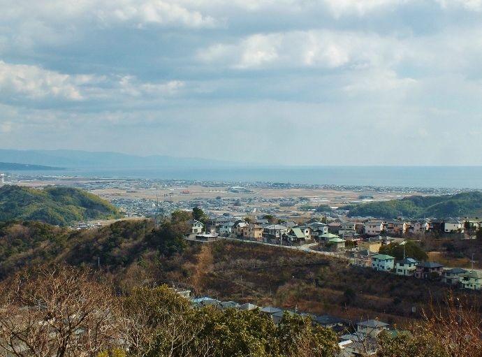 二つの富士山