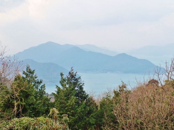 第二位の山と海道屈指の滝