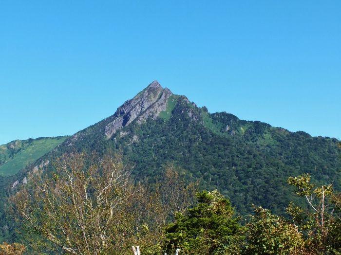 登山口の標高は「伊予国」?