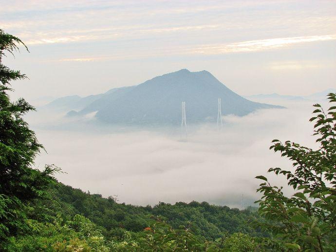 「天空の橋」の決定版!しまなみ海道「多々羅大橋」と愛媛最北端の岬