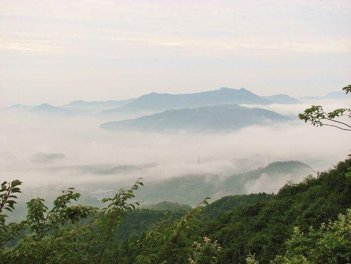 陸軍の痕跡と愛媛県最北端