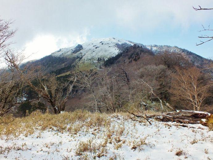 高知県のご当地富士の最高峰
