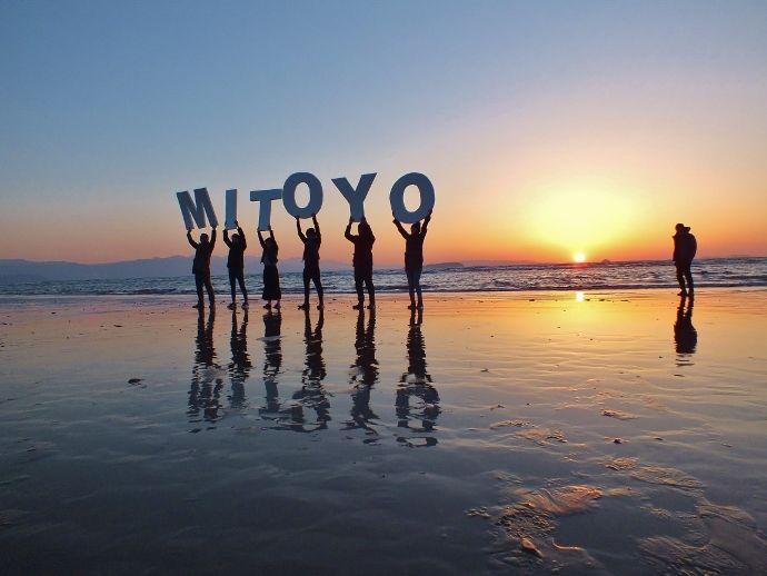 4.インスタで人気に!日本のウユニ塩湖「父母ヶ浜」