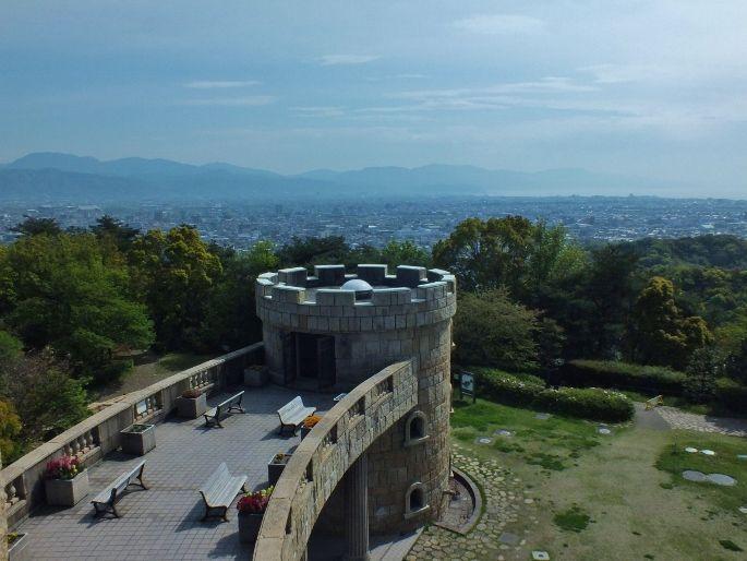 高角砲台破壊の見返りは絶景?