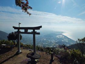 香川県「天空の鳥居」東西対決 高屋神社 VS 龍王神社