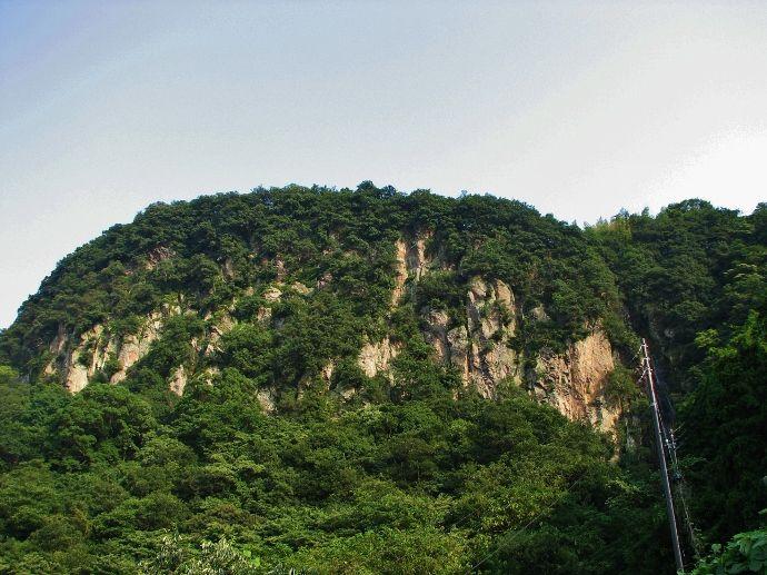 香川県一の滝〜幻の瀑布・稚児ヶ滝〜