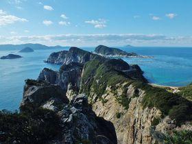 恐竜の背の如き大海崖〜高知・柏島と大堂海岸の美しい海〜