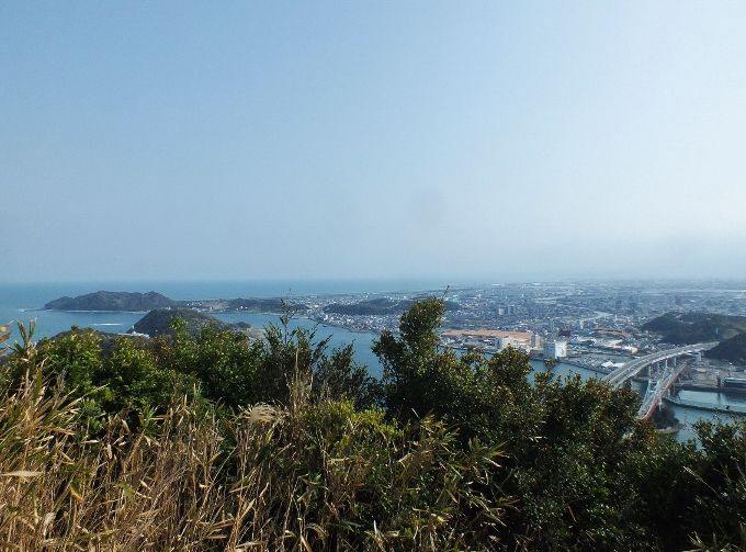 笹原のパノラマ・三ツ石山