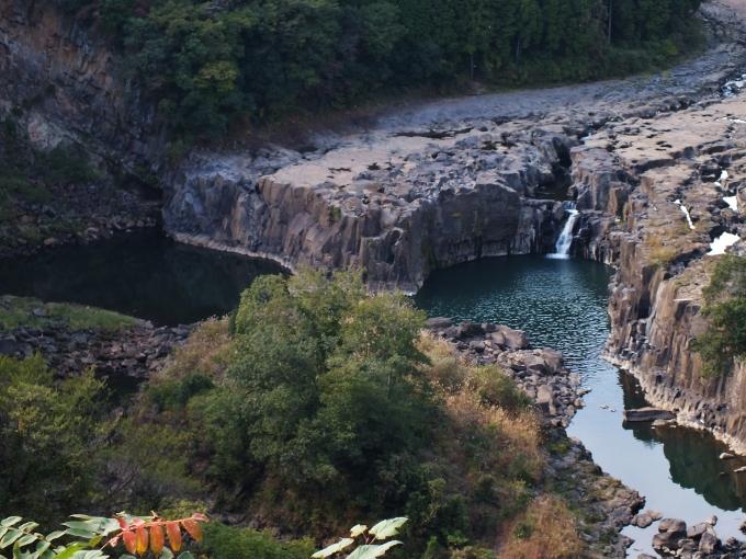 最もマイナーなナイアガラ「蝙蝠の滝」