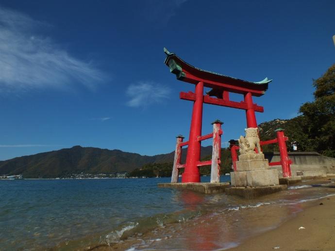 岩子島が宮島になっていたかも「岩子島厳島神社」