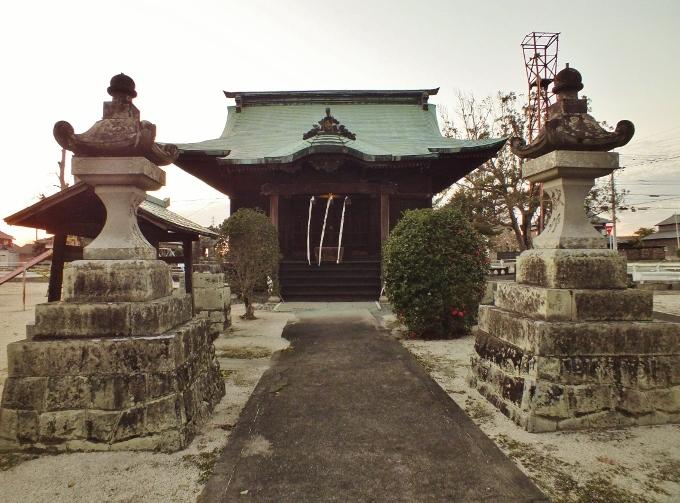 今後鬼滅ファンの参拝も増える?善逸の「雷神社」