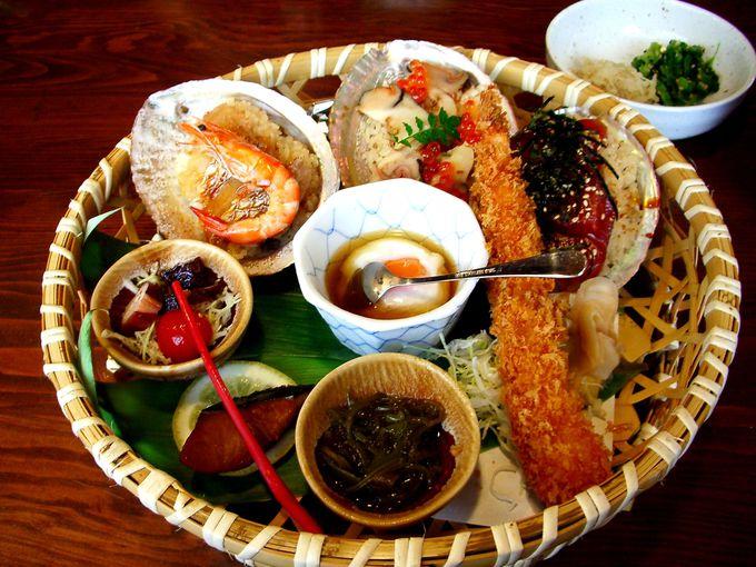 伊勢志摩の海の幸がぎっしりの漁師料理