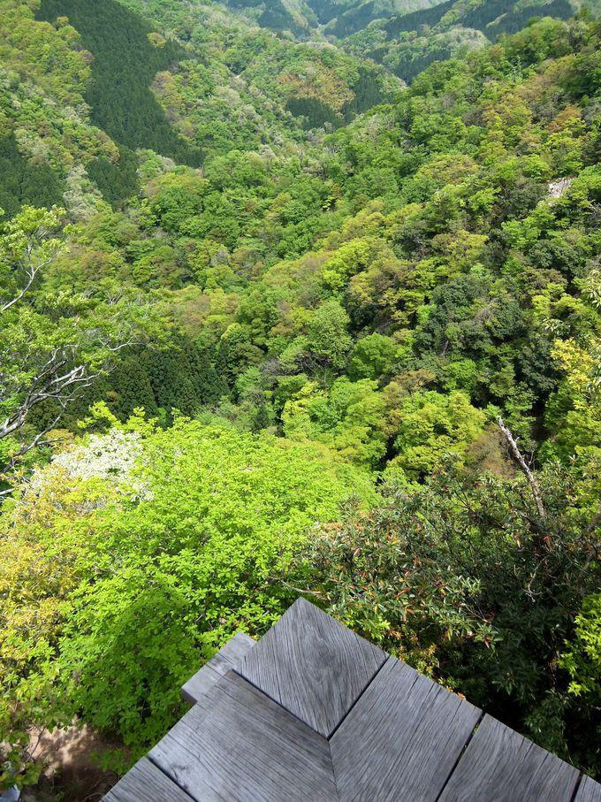 役行者が選んだパワースポット・三徳山の絶景を堪能!