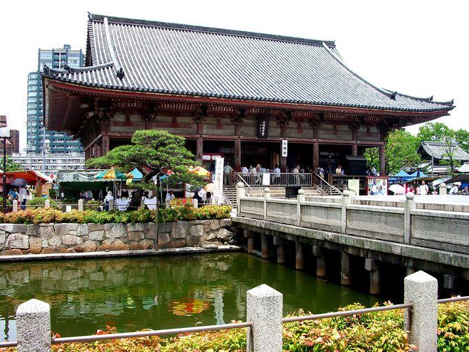 日本書記に登場する、日本最古の仏教寺院