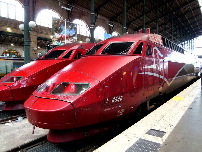パリ旅行にプラス!高速列車タリスでベルギー日帰り観光へ