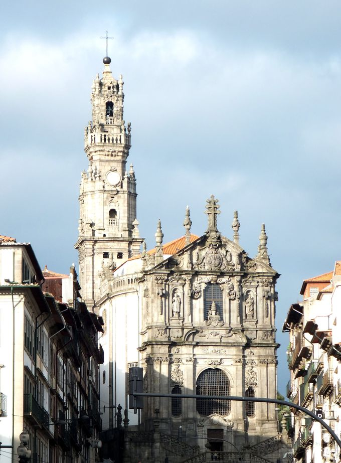 ポルトガルいち高い!クレリゴスの塔から街を一望