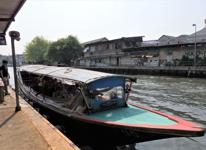 3日目朝:バンコクの街を観光して満喫!