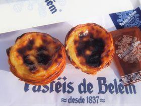 リスボンの人気観光地に名物エッグタルトあり!伝統菓子を楽しもう
