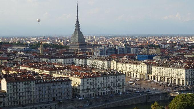 ミラノから列車で約1時間、トリノはイタリア第4の都市