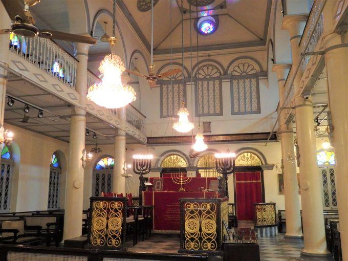 ミャンマー唯一!貴重なユダヤ教の会堂「シナゴーグ」へ